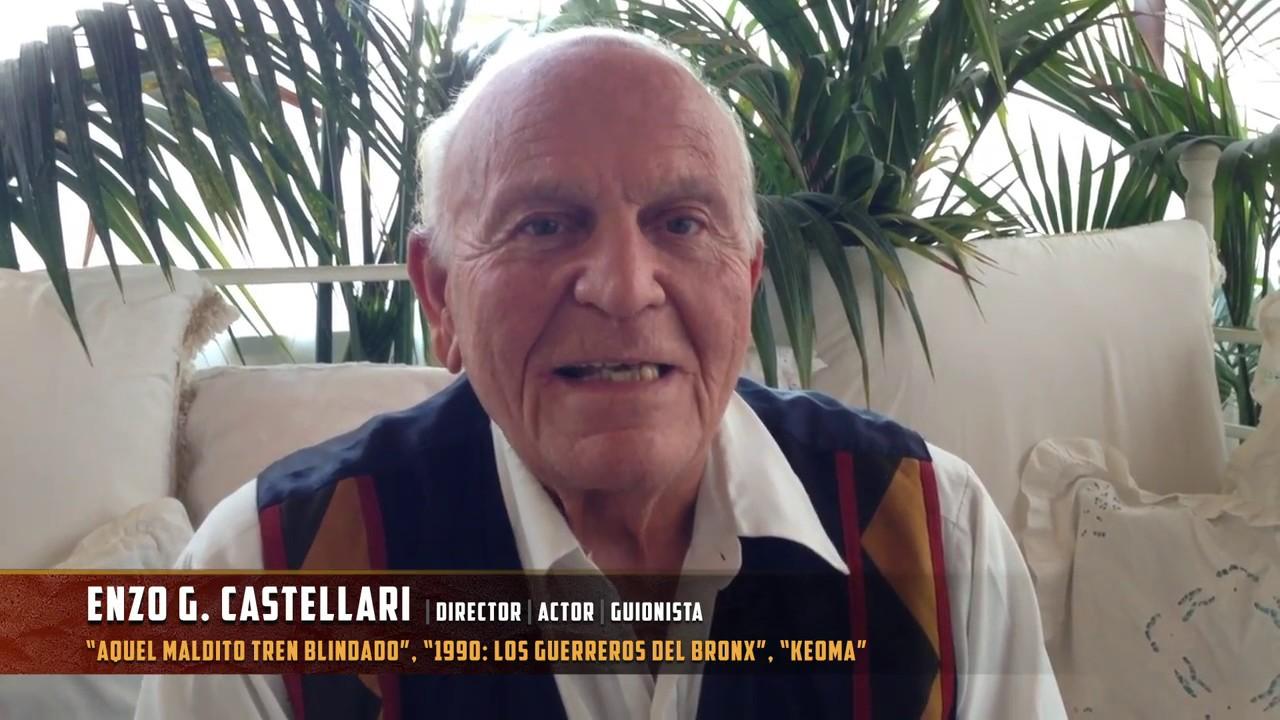 Saludo de Enzo G. Castellari
