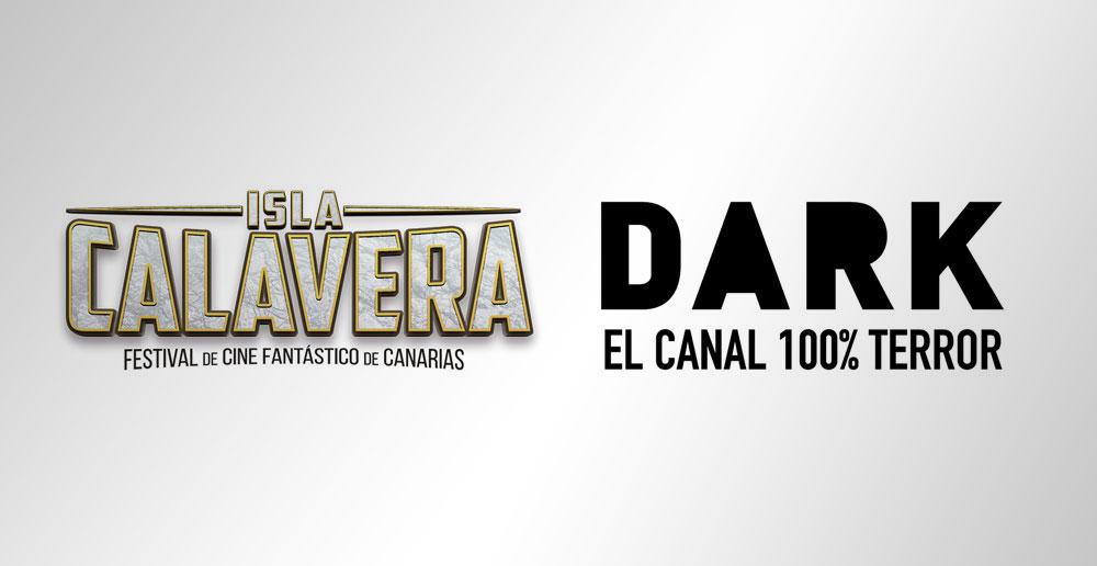 EL CANAL DE TELEVISIÓN DARK, MEDIA PARTNER DEL FESTIVAL ISLA CALAVERA