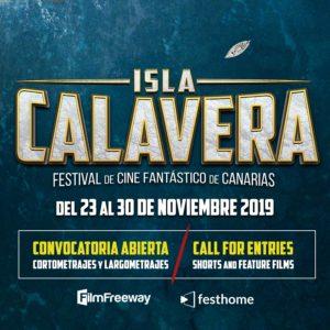 El Festival de Cine Fantástico de Canarias - Isla Calavera abre convocatoria de su edición 2019