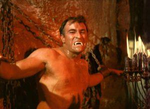 Paul Naschy en 'La marca del hombre lobo'.