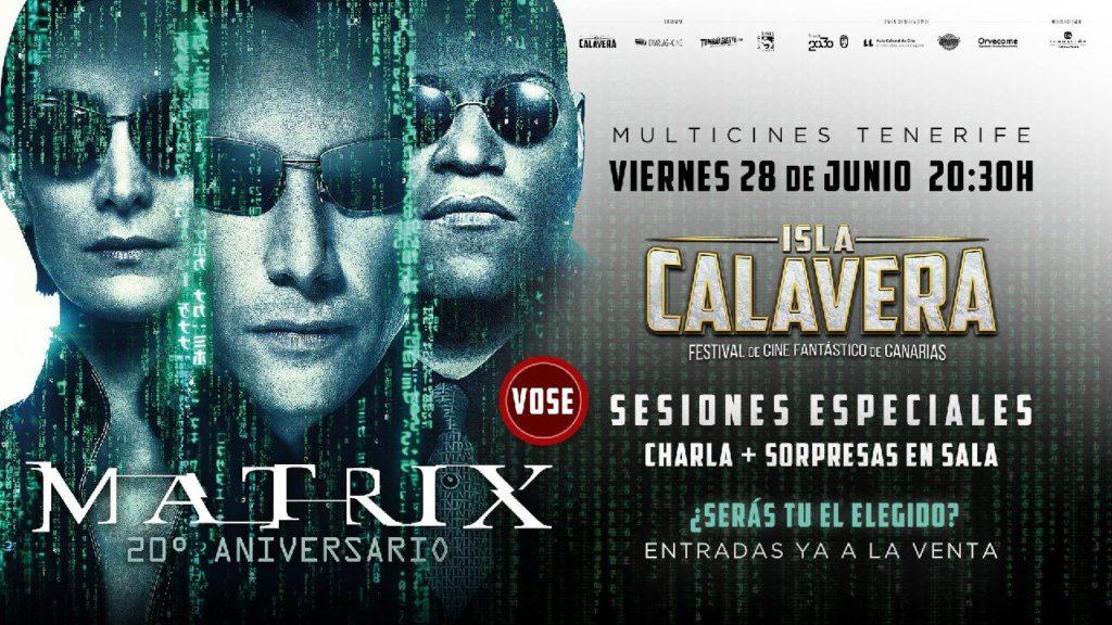 Evento prefestival 'Matrix'