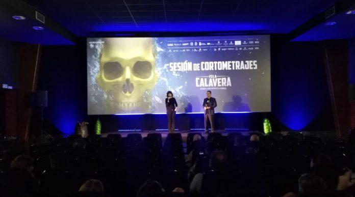 Primera sesión de cortometrajes a concurso.
