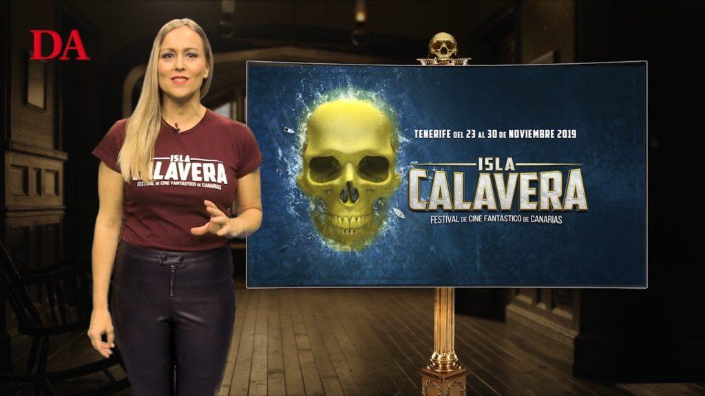 Vídeo agenda del Festival Isla Calavera.