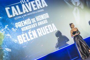 Belén Rueda, Premio Isla Calavera de Honor 2019.