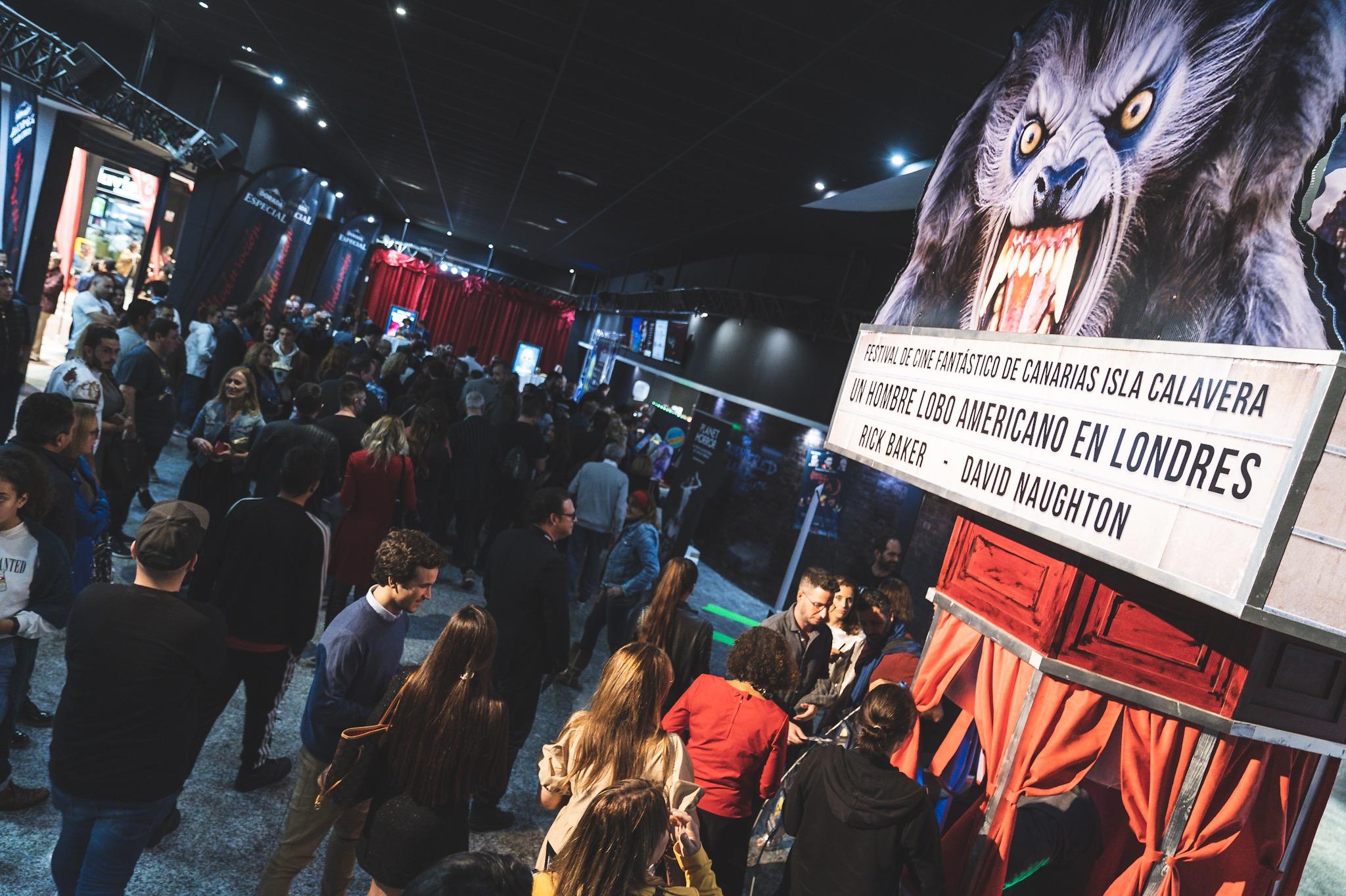 Festival de Cine Fantástico de Canarias ISLA CALAVERA