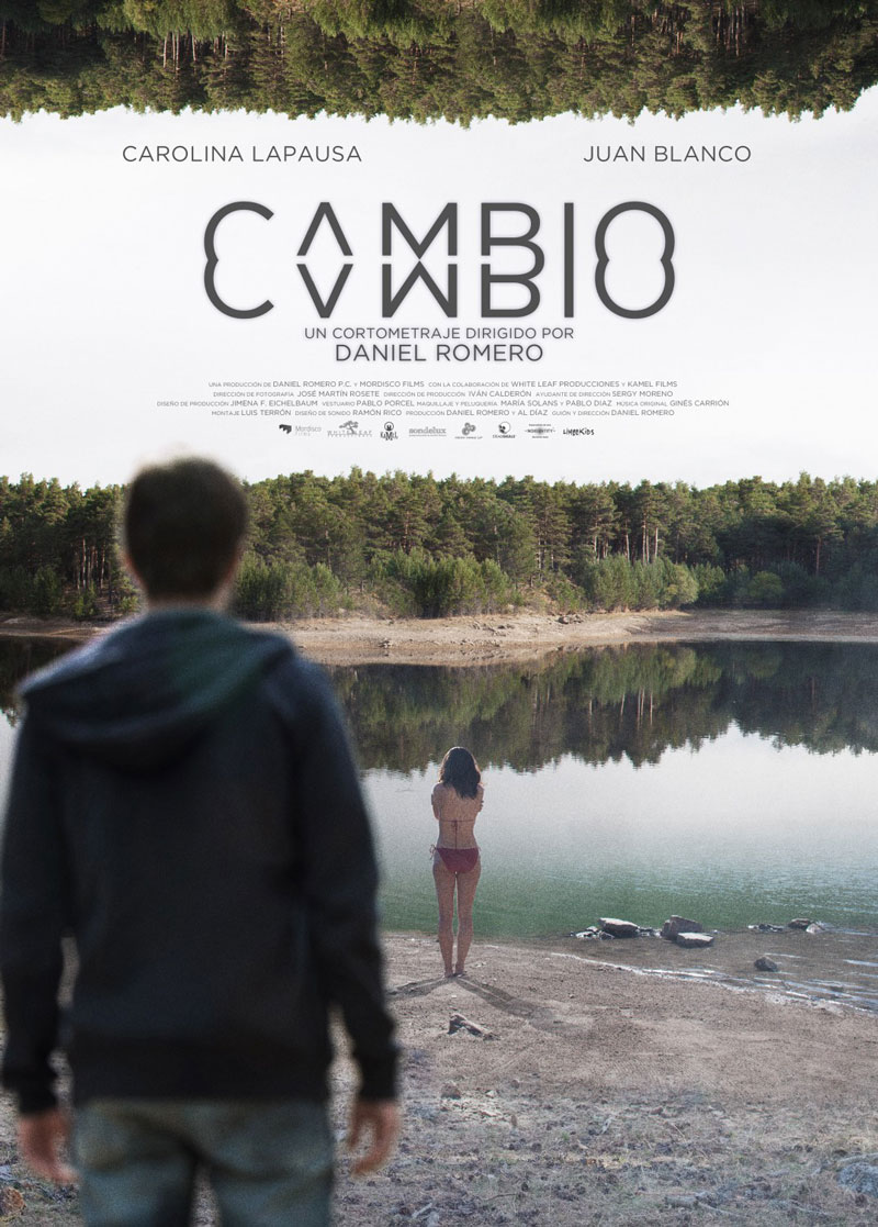 CAMBIO póster