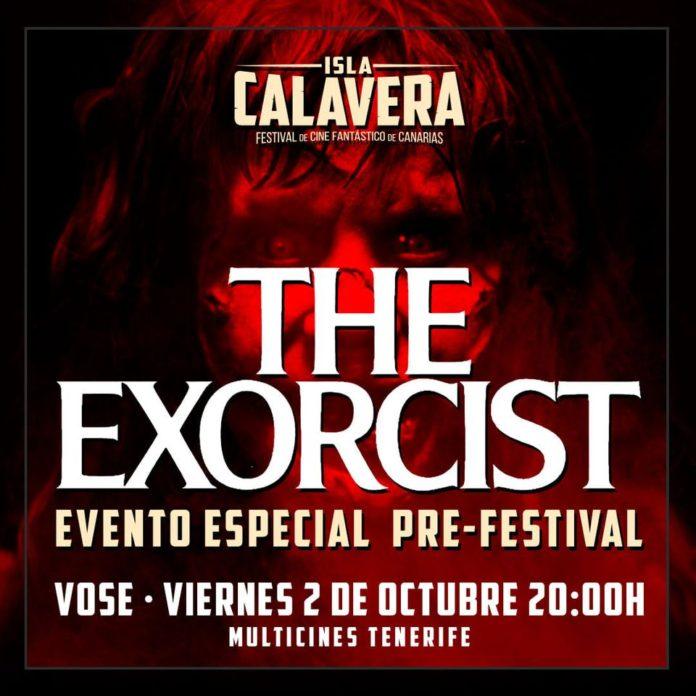 Evento especial prefestival Isla Calavera 'El Exorcista'