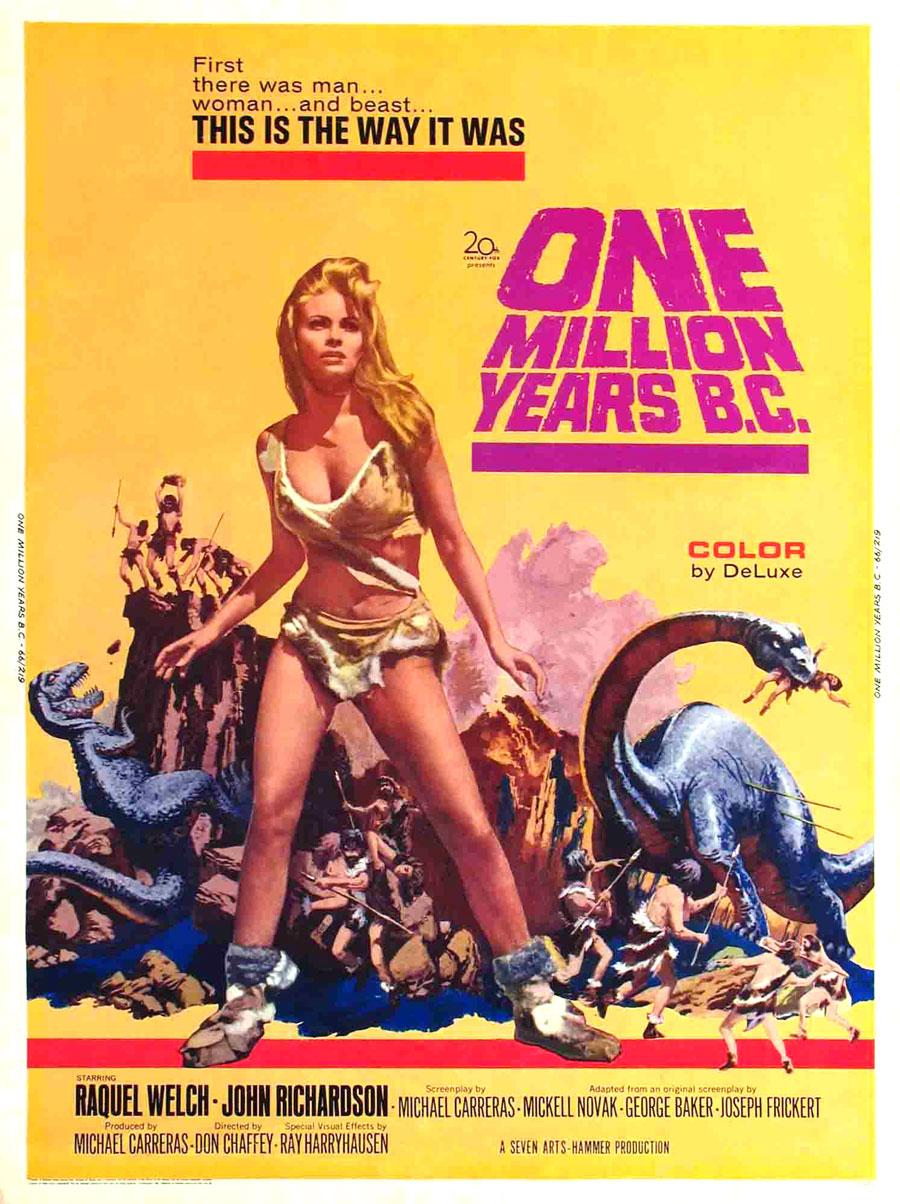 Hace un millón de Años (One Million Years B.C.)