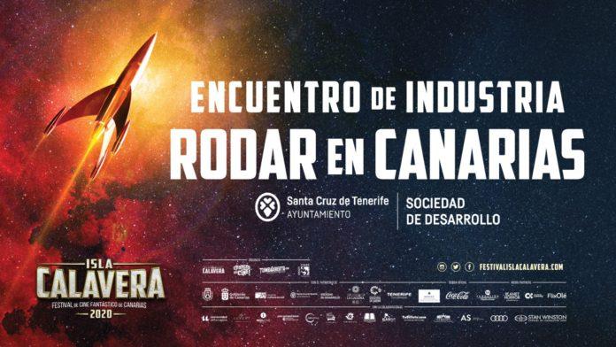 II Encuentro de Industria del Festival de Cine Fantástico de Canarias Isla Calavera