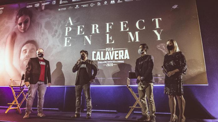 'Cosmética del enemigo (A perfect enemy)', Premio Isla Calavera 2020 al Mejor Largometraje.