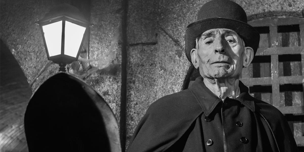 Saturnino García, en 'Vampus Horror Tales'.