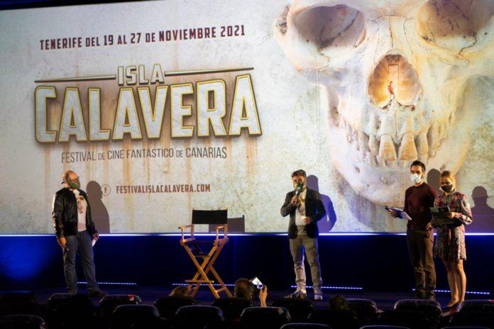 Evento prefestival Isla Calavera 2021.